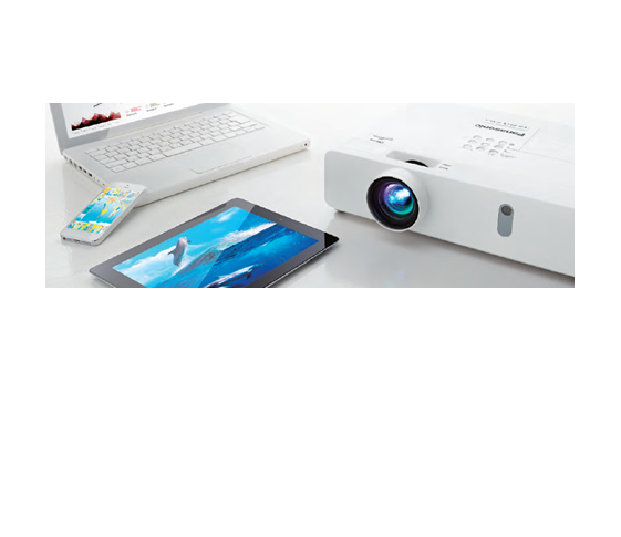 Wireless projection from iOS/Android devices