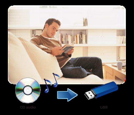 Extragere a conținutului unui CD