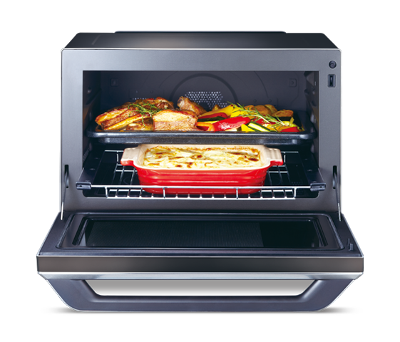 2-Level Convection Cooking