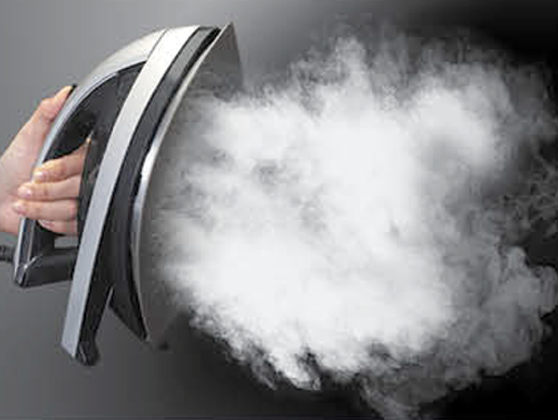 Powerful Vertical Steam Burst (Remove Odour)