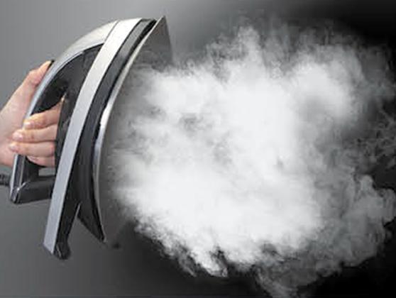 Powerful Vertical Steam Burst (Remove Odour)